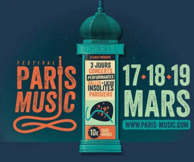 Festival Paris Music : dates et programmation