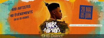 Festival Paris Hip Hop 2016 : dates, programmation et réservations