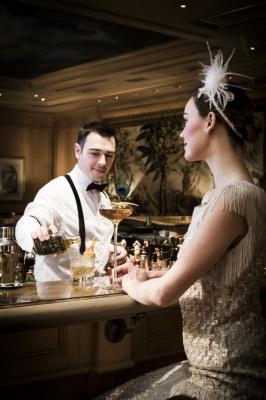 Le bar du Bristol Paris présente ses prochaines soirées