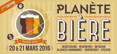 Planète Bière Paris 2016 au Tapis Rouge