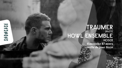 Traumer invite Howl Ensemble au Showcase