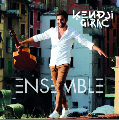 Kendji Girac en concert à l'Arena Bercy de Paris en mars 2017