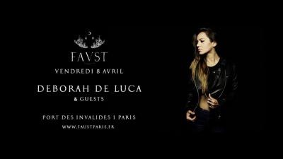 Deborah De Luca au Faust