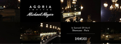 Agoria invite Michael Mayer au Showcase