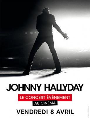 Johnny Hallyday : rediffusion de son concert à La Géode