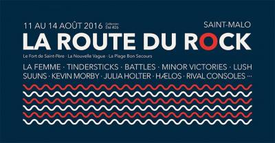 La Route du Rock 2016 à Saint Malo : dates, programmation et réservations