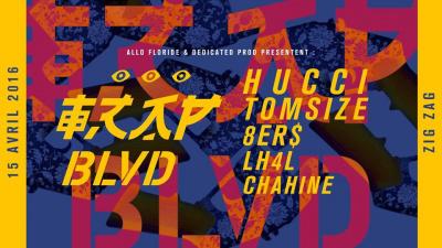 TRAP BLVD au Zig Zag Club