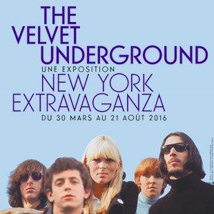 The Velvet Underground : nocturne spéciale de l'exposition à La Philharmonie de Paris