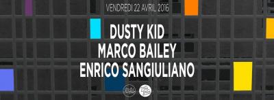 Dusty Kid et Marco Bailey au Zig Zag Club