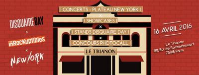Disquaire Day 2016 au Trianon de Paris