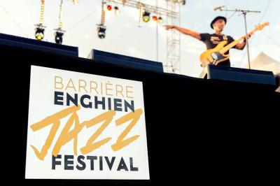 Barrière Enghien Jazz Festival 2016 : dates, programmation et réservations