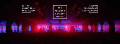 Festival The Peacock Society 2016 au Parc Floral de Paris : dates, programmation et réservations