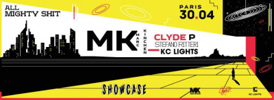 All Mighty Sh** au Showcase avec MK