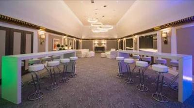 Soccer Lounge au Hilton Paris Opera