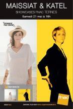 Maissiat & Katel en showcase gratuit à la Fnac des Ternes