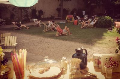 Café HEJ : le café estival éphémère de retour l'Institut Suédois