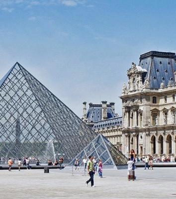 Fête de la Musique 2016 à la Pyramide du Louvre