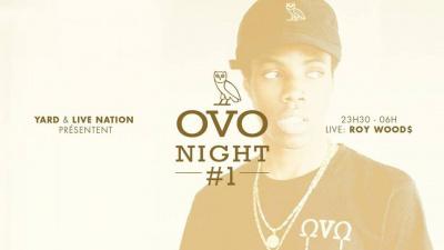 OVO Night #1 au Showcase