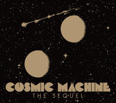 Soirée Cosmic Machine à La Gaîté Lyrique