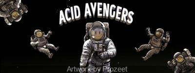 Acid Avengers à La Java avec Radioactive Man