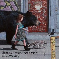 Red Hot Chili Peppers en concert à l'Arena Bercy de Paris en octobre 2016