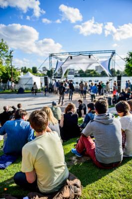 Fête de la musique 2016 à Enghien-les-Bains