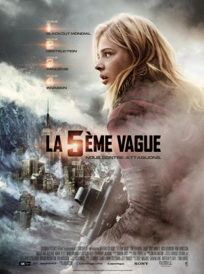 "Projection exceptionnelle de ""La 5ème Vague"" au Grand Rex de Paris"