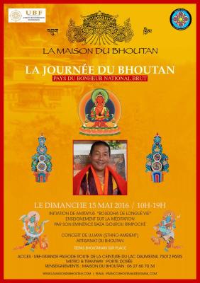 La Journée du Bhoutan 2016