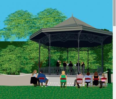 Un Printemps en Musiques 2016 au Jardin d'Acclimatation