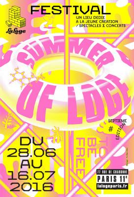 Festival Summer of Loge 2016