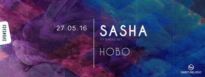 Sweet Melodic avec Sasha au Showcase