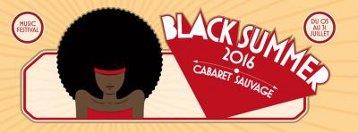 Black Summer Festival 2016 au Cabaret Sauvage : dates, programmation et réservations