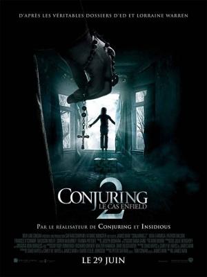 Conjuring 2 en avant-première au Grand Rex de Paris