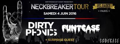 Neckbreaker Tour : Reloaded Paris au Showcase