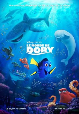 Le Monde de Dory en avant-première au Grand Rex de Paris