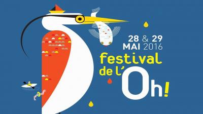 Le Festival de l'Oh 2016 : animations au bord de la Seine