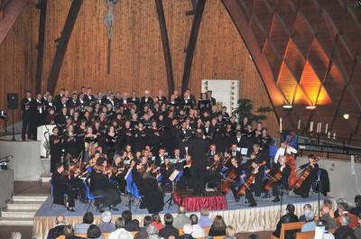 """Concerts """"Mozart Grande Messe en UT Mineur"""" dans les Yvelines"""