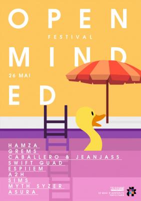 Festival Open Minded au Wanderlust
