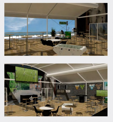 Euro 2016 : Le Carls, le bar et club privé sportif sur les Berges de Seine