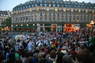Fête de la Musique 2016 sur le Parvis de l'Opéra Garnier