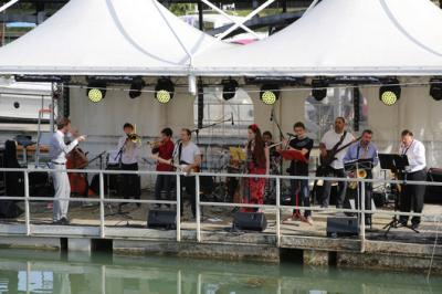 Fête de la musique 2016 à Nogent-sur-Marne