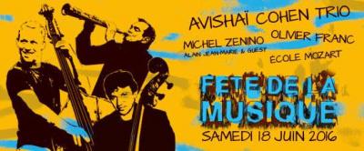 Fête de la musique 2016 à Longjumeau