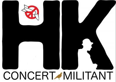 HK en concert gratuit sur la Place de La République