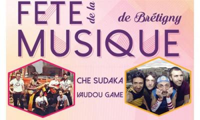 Fête de la Musique 2016 à Brétigny sur Orge