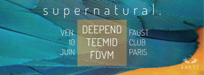 Faust x Supernatural avec Deepend