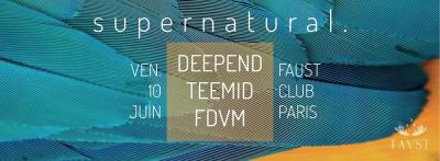 Faust x Supernatural avec Deepend