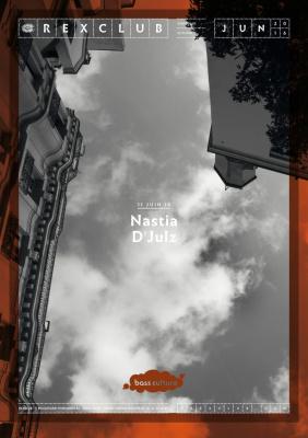 Bass Culture au Rex Club avec Nastia
