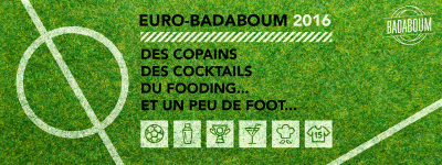 Euro 2016 au bar du Badaboum