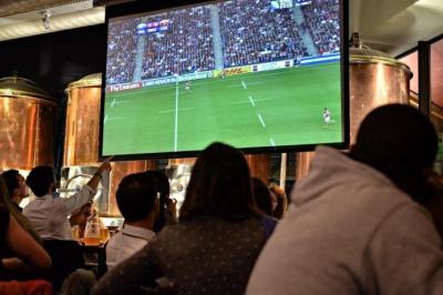 Euro 2016 dans les bars, restaurants et brasseries FrogPubs