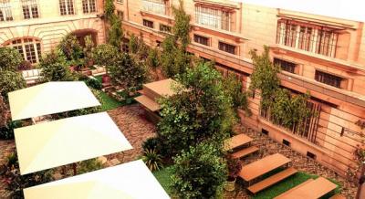 Le Jardin Municipal : le nouveau bar éphémère du Crédit Municipal de Paris